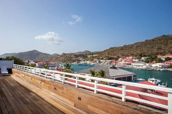 Luxury Penthouse - Gustavia View (St Barth)