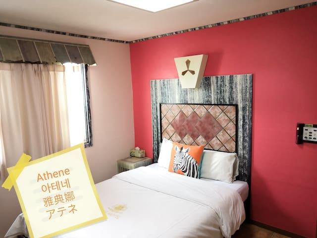 韩国光州酒店-双人间-西区尚武地区-地铁云泉站-5.18公园