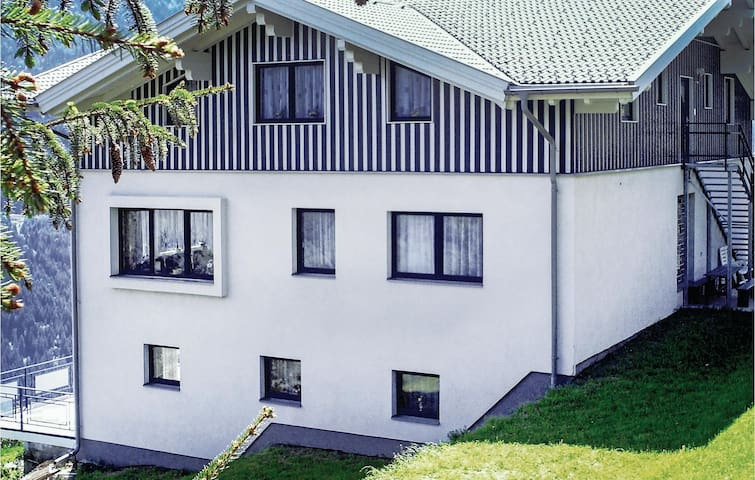 Holiday apartment with 2 bedrooms on 63 m²