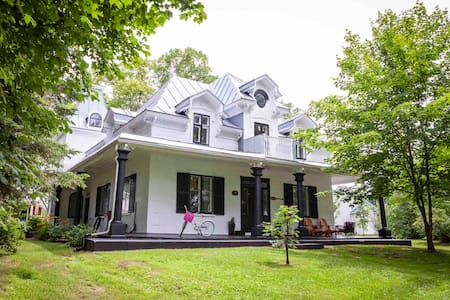 Stunning Historic Waterfront Home