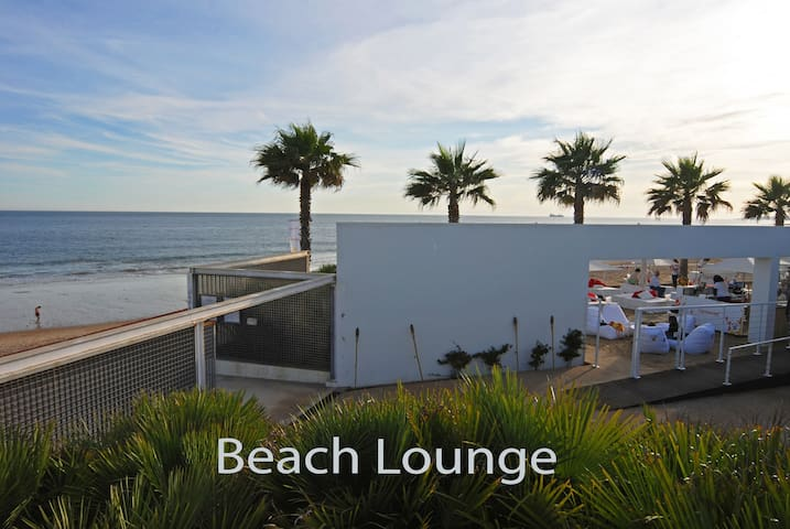 Apartment with sea view, in Carcavelos surf beach - Carcavelos - Pis