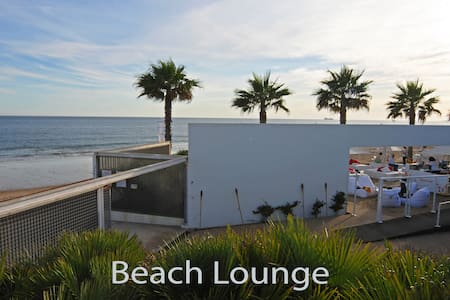 Apartment with sea view, in Carcavelos surf beach - Carcavelos