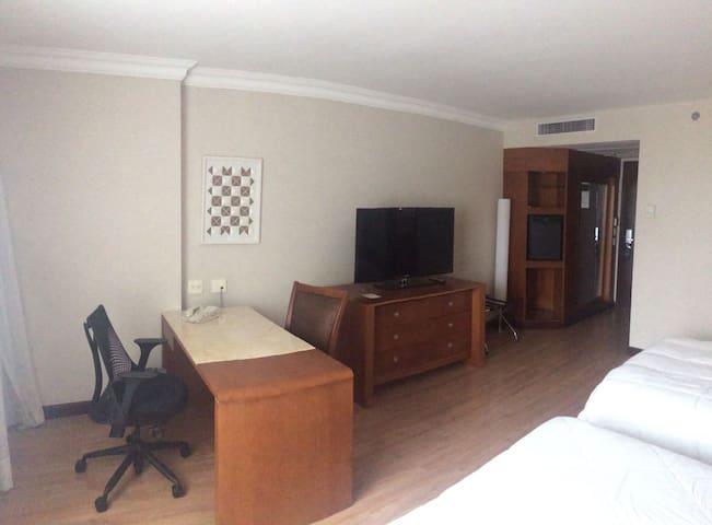 Flat no Hotel Meliá. - Brasília - Huoneisto