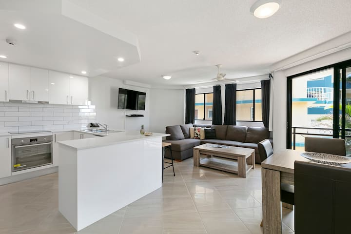 Holiday Unit 3 min walk to Mooloolaba Beach