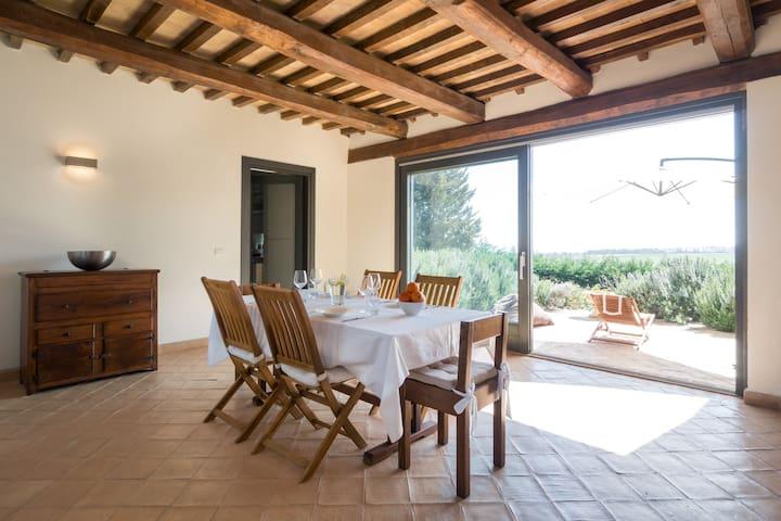 Villa with saltwater pool - Orvieto - Villa