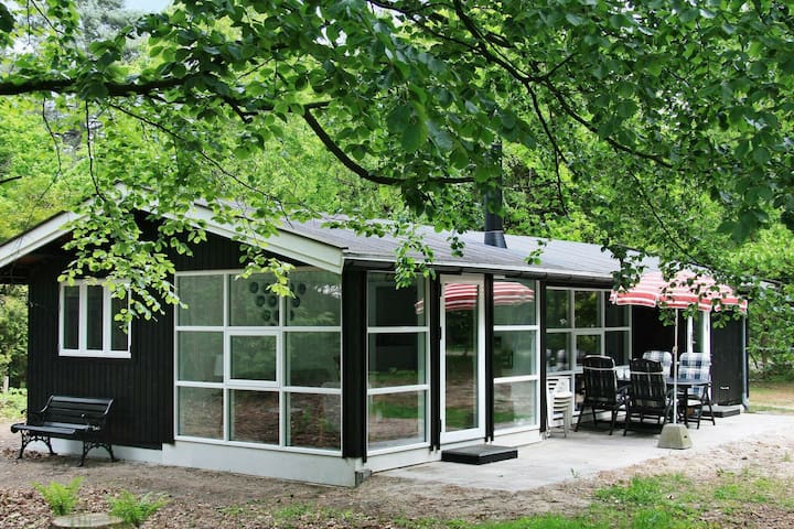 Luring Holiday Home in Zealand with Terrace