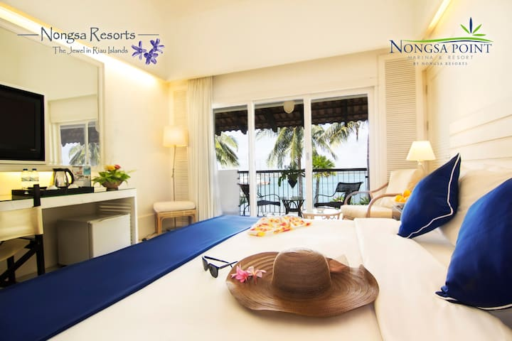 Nongsa Point Marina & Resort - Deluxe Room - Batam