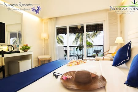 Nongsa Point Marina & Resort - Deluxe Room - Батам