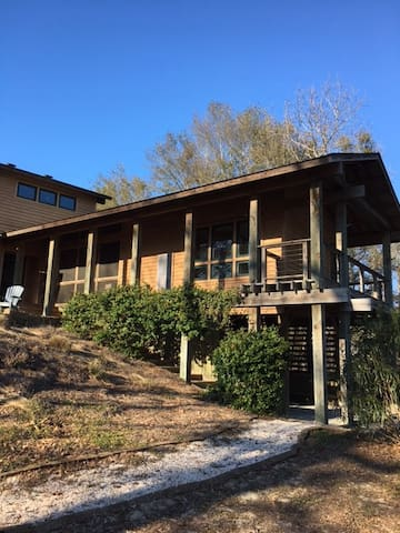 Getaway by the Creek - Kitty Hawk - Apartment