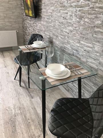 Comfortable Cozy Studio near Naukova underground 2