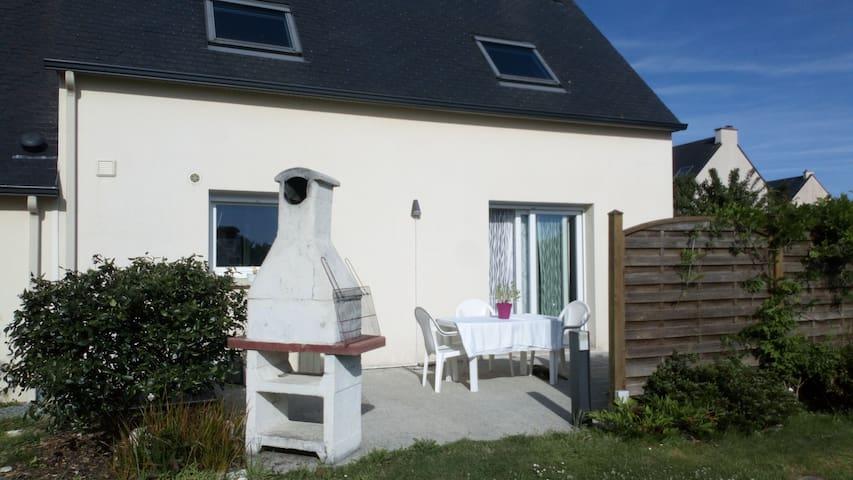 Maison pavillonnaire Nord-Finistère