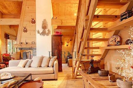 Exclusive, Charming 4 Bedroom Chalet near Gstaad