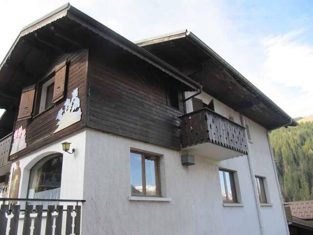 Une studette au gîte de la Bergerie - Châtel - Obsługiwany apartament