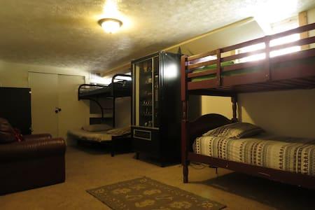 1 Bed Shared Dorm (B) - Salt Lake City - Haus