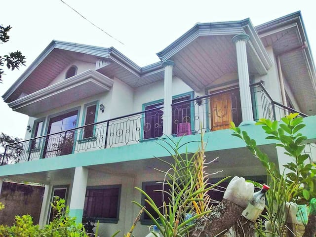 Huge Blue house - Dumaguete - Maison
