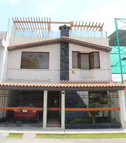 Casa ideal Los Zafiros