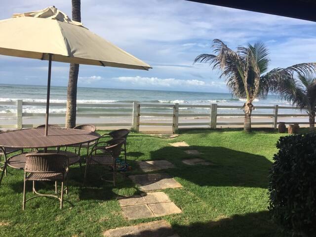 O paraíso, de frente para o mar. - Guajiru - Vakantiewoning