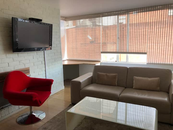 Charming apartment in Rosales