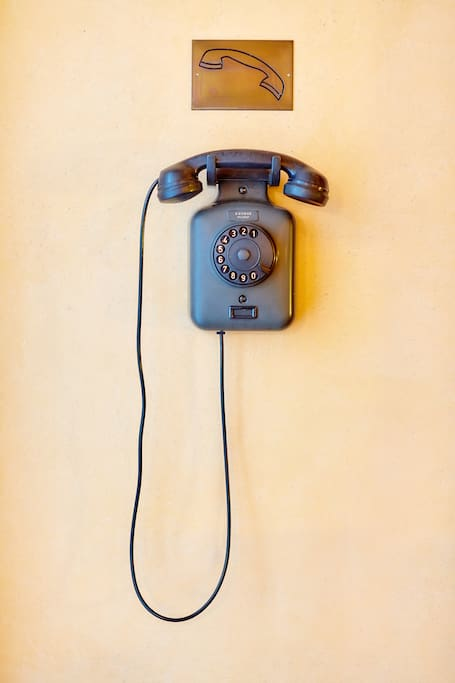Old Siemens Telephone