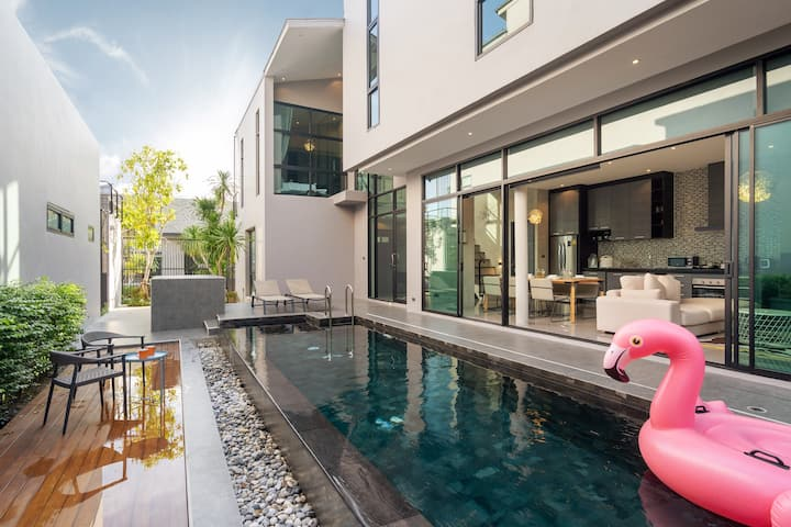 Fantasy living at wallaya harmony pool villa