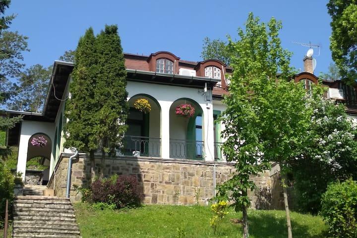 Villapark Apartments in the picturesque Szentendre