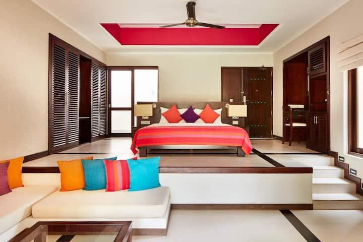 Popular Suite Deluxe At Passikudah