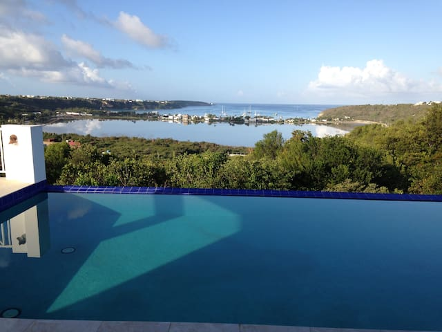 Villa Alison North Ridge North Hill - Anguilla - Hus