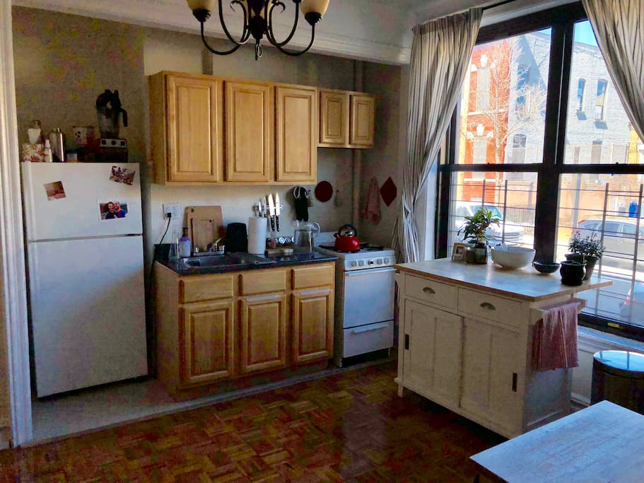 Shared Space/Kitchen Space