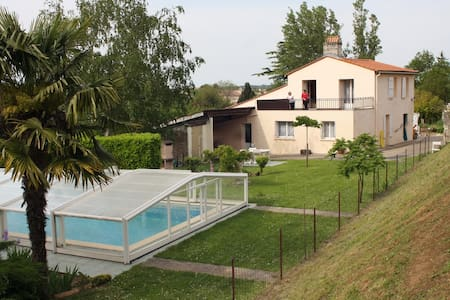 House with pool access - Gauriac
