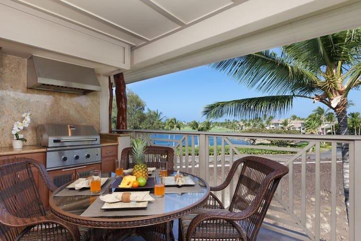 Waikoloa Beach Villas F33 - Waikoloa Village - Appartement en résidence