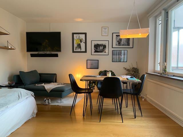 City Apartment / 5min to T-Centralen / very Quiet