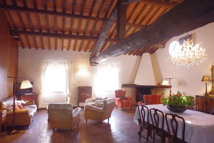 Relaxing, privacy Villa near the Versilia's beach - Capezzano Pianore - Casa