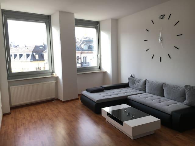 Modernes Apartment im Herzen von Baden-Baden - Baden-Baden - Ortak mülk