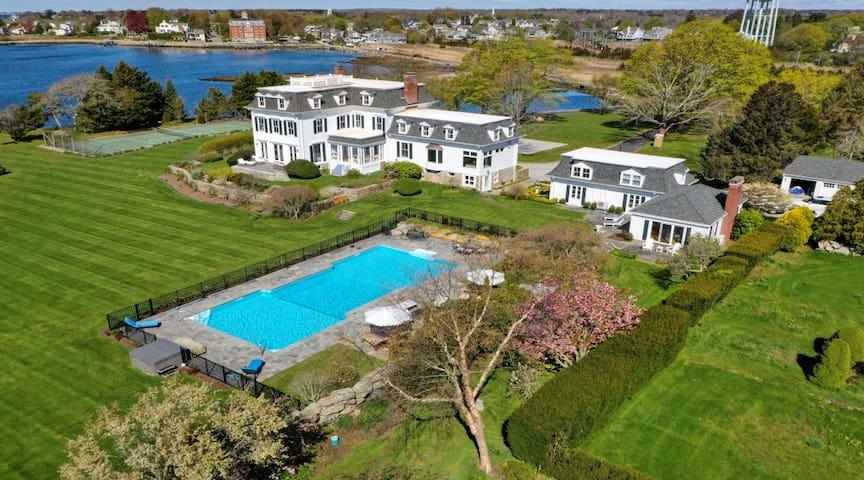 Villa Salt Acres | Mystic Stonington | Connecticut