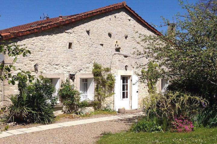 Maison Bishop, Restored French Farm House