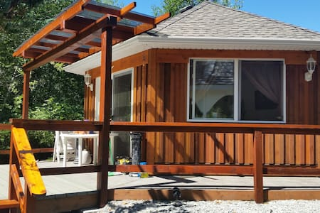 Star House - A Spiritual Retreat Cottage - Port Alberni