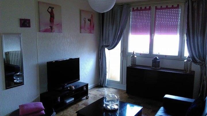 appartement entier T2