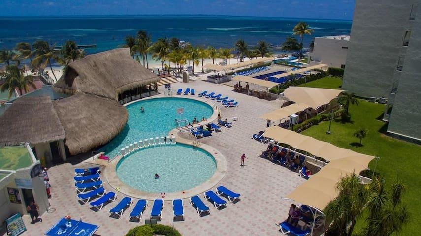Beach front Ocean view Hotel Zone Aqua...
