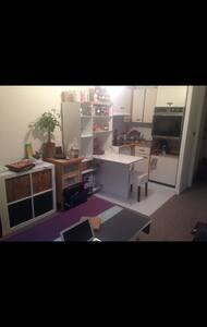 Chambre pour sportif ou amoureux du calme - Le Hohwald - Apartment - 2