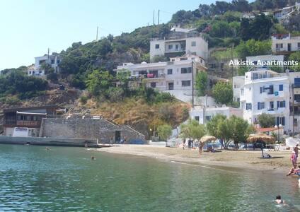 Alkistis Apartment-Ισόγειο - Therma - Apartment