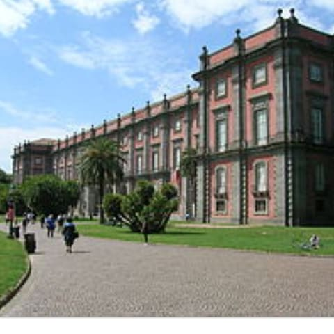 Museo di Capodimonte sito a pochi passi da casa vacanza San felice