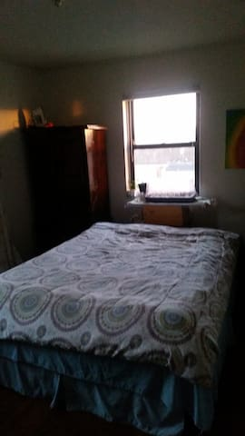 WOMEN ONLY Cozy bedroom Deanwood RBG Islam welcome - Washington - Appartement