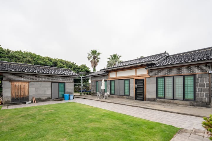 YUGAHUN-Korean Style Villa Near City Center