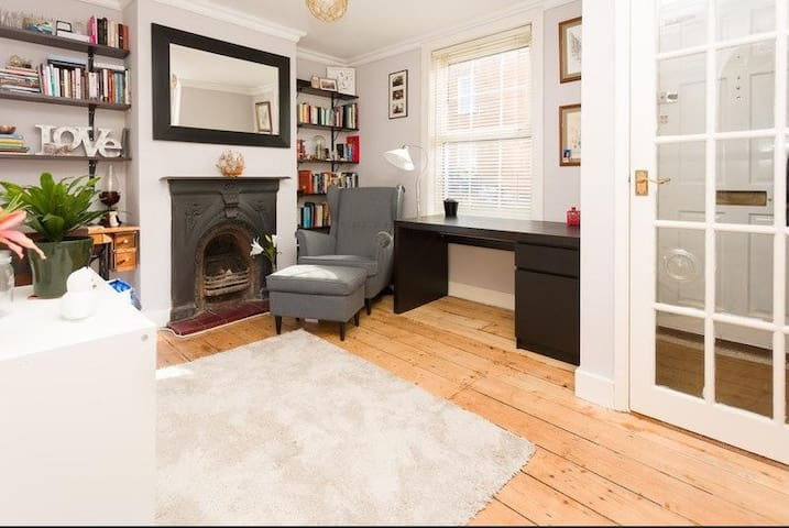 A charming Victorian terrace in historic Rochester