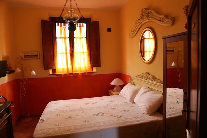 Camera in old stile rustico toscano - vinci - Bed & Breakfast
