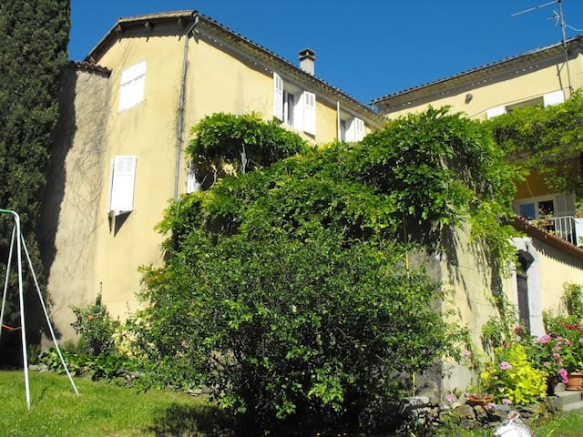 Le Brouilhet self catering or catered apartment - Saint-Laurent-le-Minier - Flat