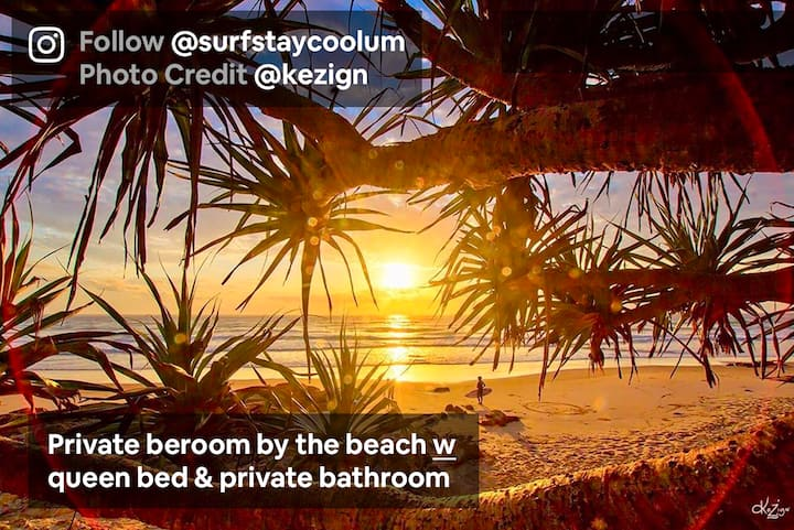 Surfstay Coolum2 Heart of Coolum, 40m to the sand!