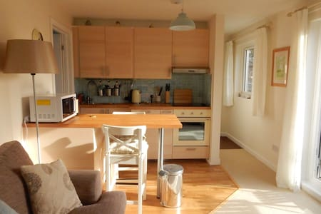 Rowsley - sunny apartment with views - Lyme Regis - Apartment