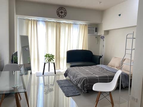 Quezon City Studio Unit- Ilustrata Residences