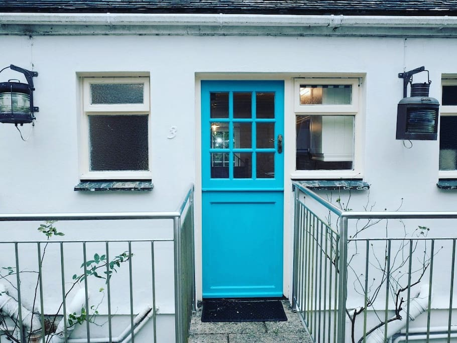 The Door Way to your Cornwall Escape